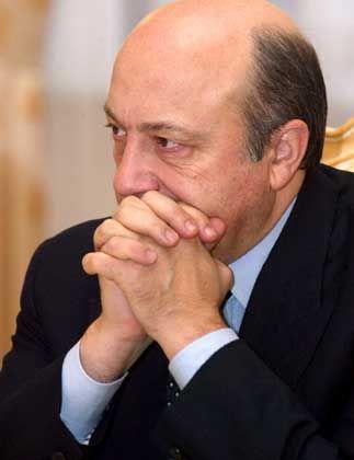 Russischer Außenminister Igor Iwanow: Gewalt nur in extremen Situationen