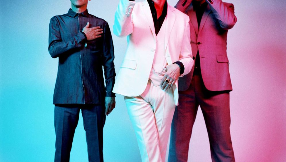 Neues Depeche-Mode-Album: Monsters of Brummfurz