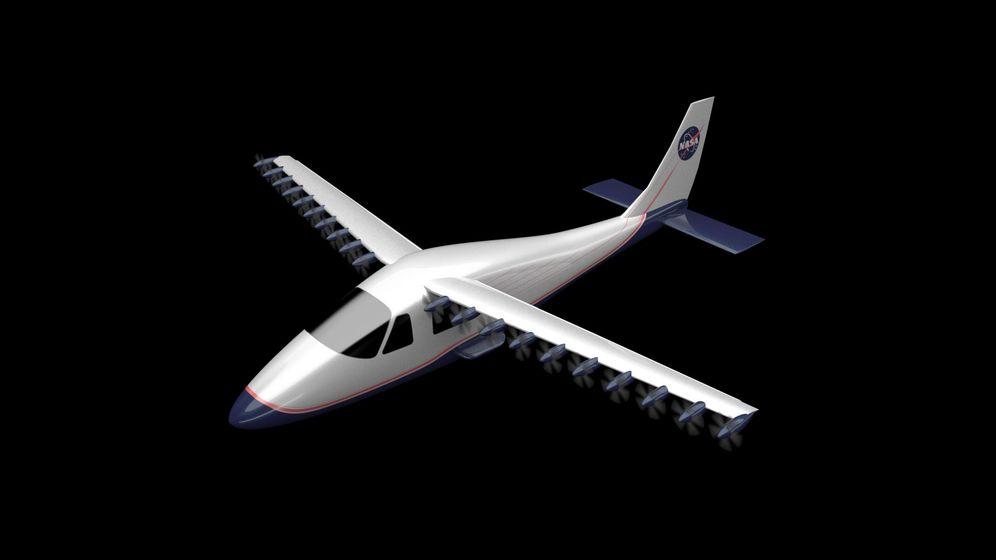 X-Plane-Projekt LEAPTech: Die Nasa schmeißt die Propeller an