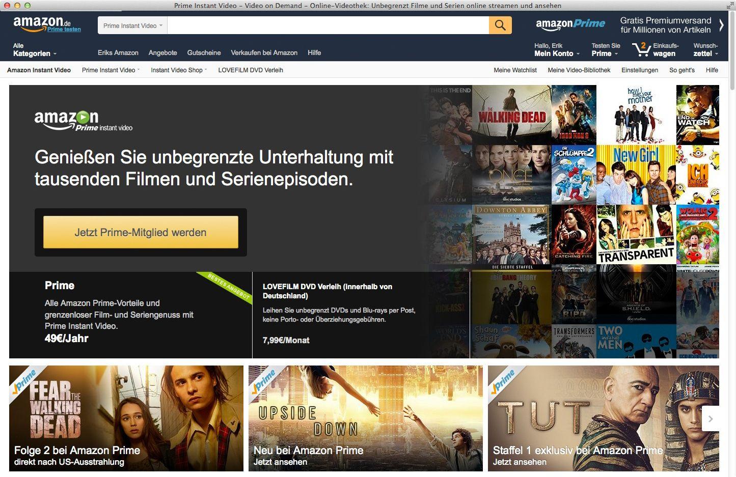 NUR ALS ZITAT Screenshot Amazon Prime Instant Video2