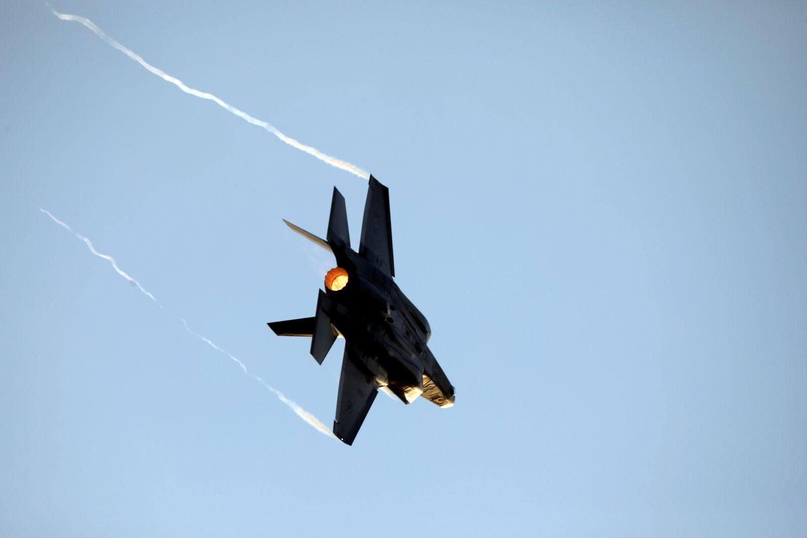 Israel Kampfflugzeug F-35