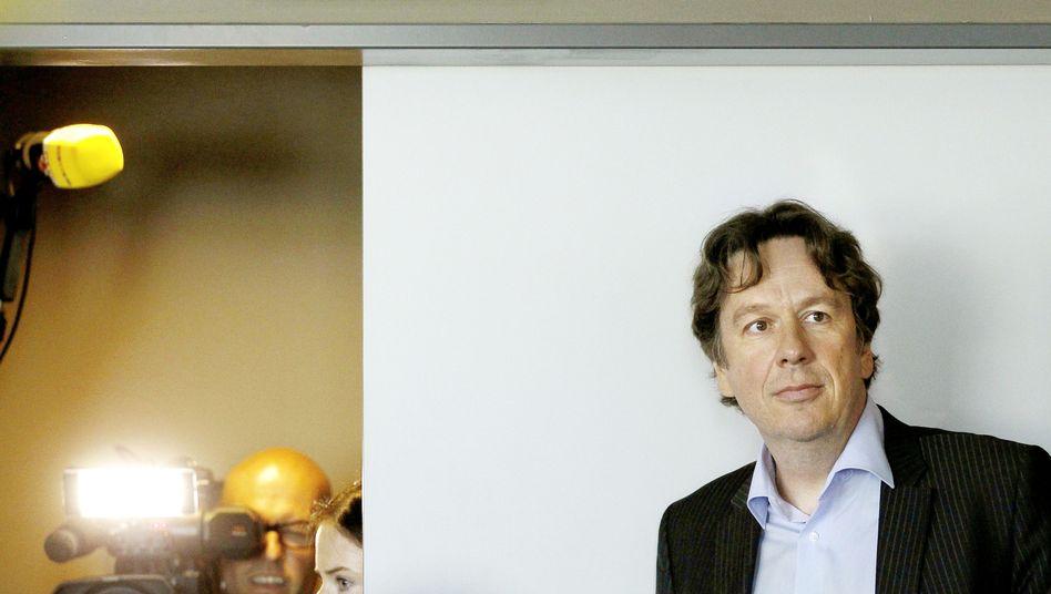 Wettermoderator Kachelmann in Zürich: Neue Projekte mit seiner Firma Meteomedia