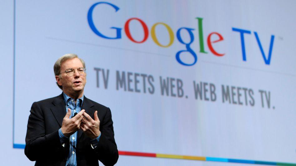 """Google-Chef Eric Schmidt: """"Dem offenen Internet verpflichtet"""" - manchmal"""