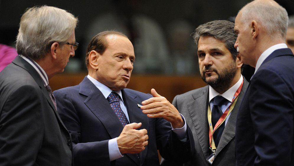 Silvio Berlusconi: Der Ankündigungsweltmeister