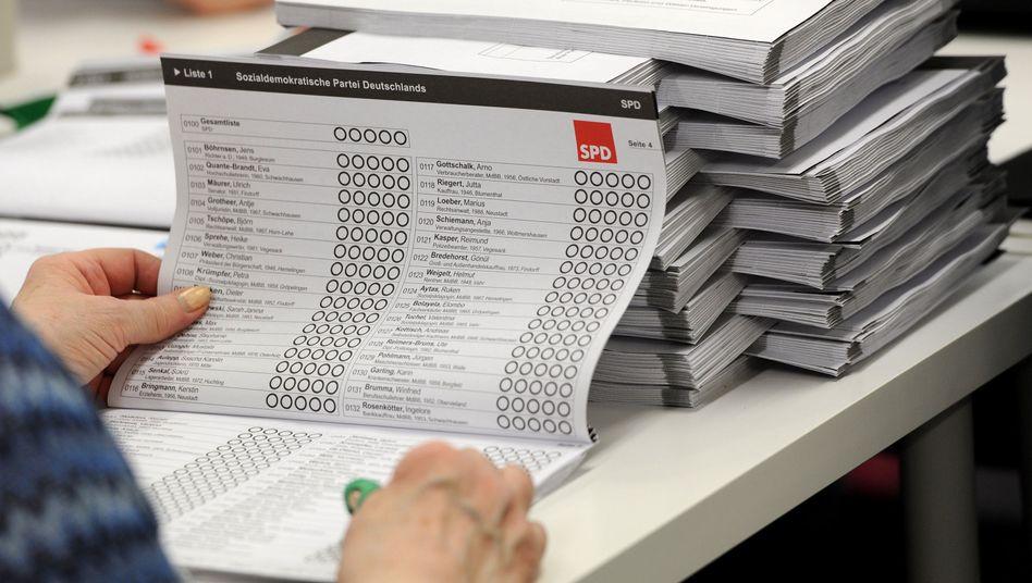 Auszählung der Stimmen nach der Wahl in Bremen: Einspruch der AfD stattgegeben