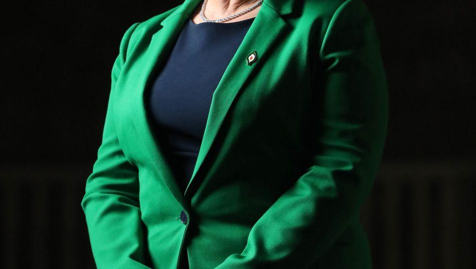 Sinn Feins neue Vorsitzende Mary Lou McDonald