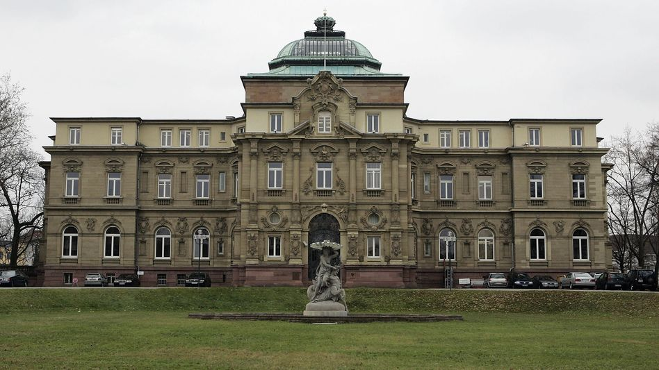 Bundesgerichtshof in Karlsruhe: Hier ist der 2. Strafsenat ansässig