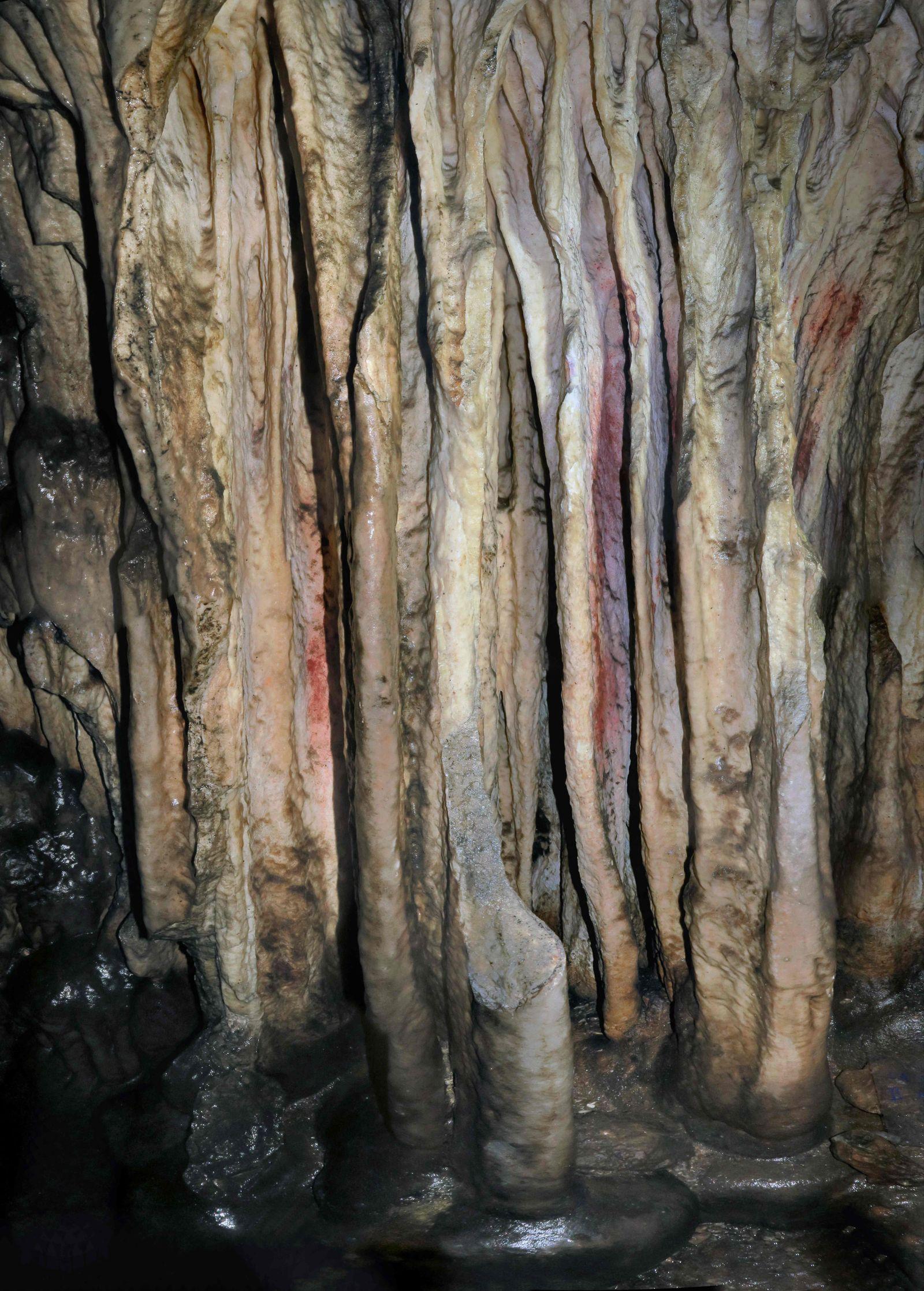 SPAIN-ARCHAEOLOGY-NEANDERTHAL-PREHISTORY