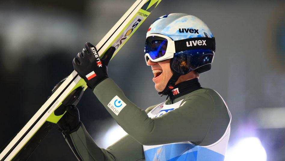 Bischofshofen-Sieger Kamil Stoch