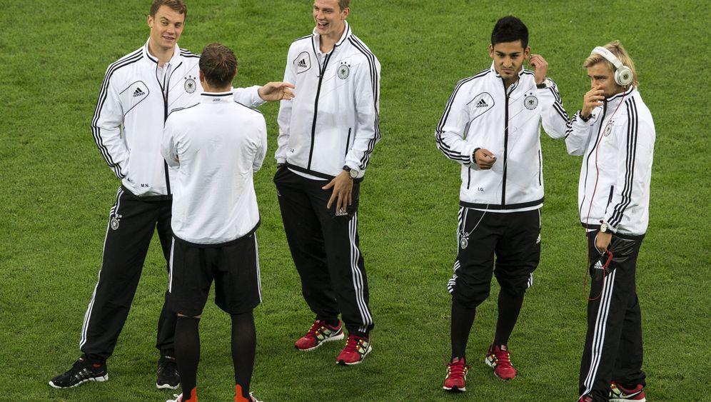EM 2012: Vier Tore gegen Griechenland