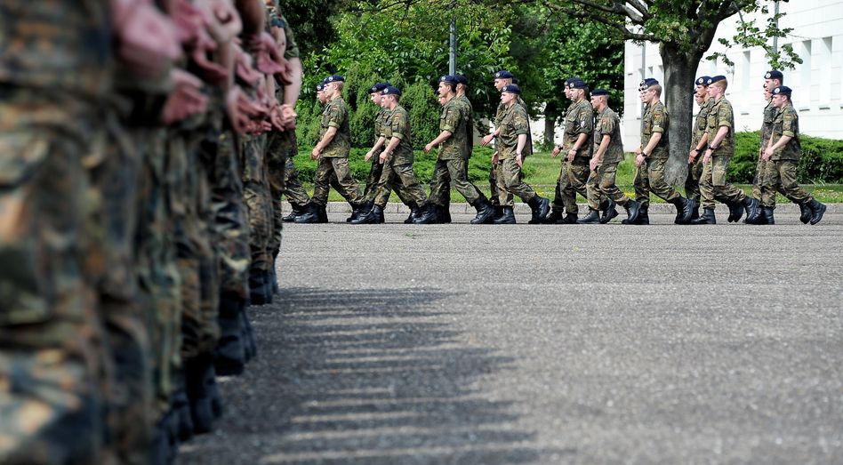 Bundeswehrsoldaten (Archivbild)