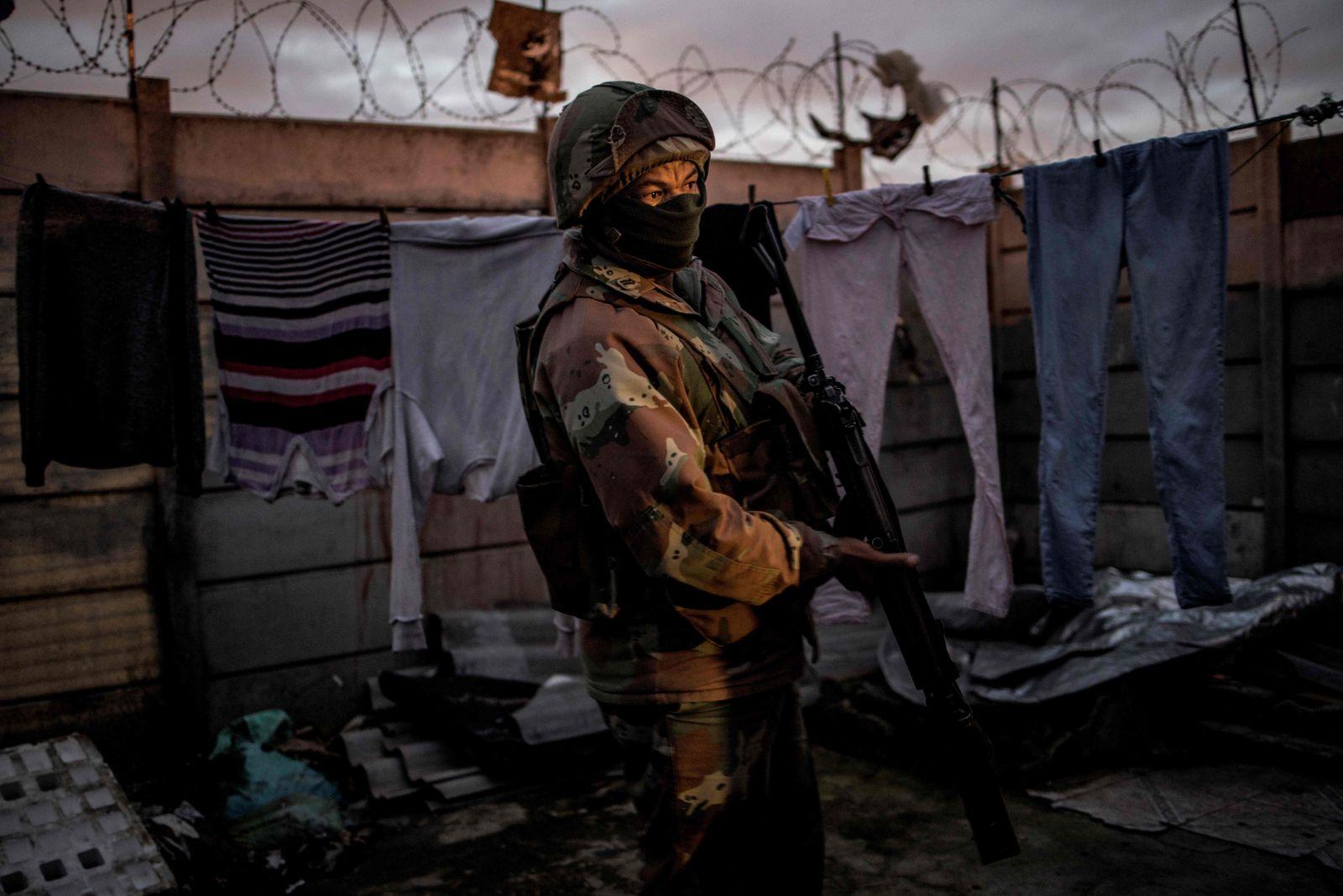 Südafrika/ Gewalt