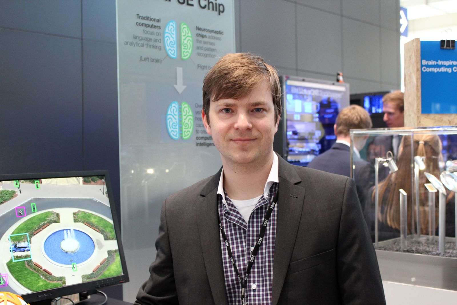 Cebit/ Maurer IBM