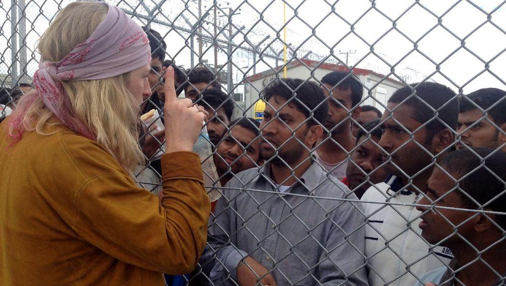 "ZDF-Dokusoap ""Auf der Flucht"": Laufsteg ins Flüchtlingselend"