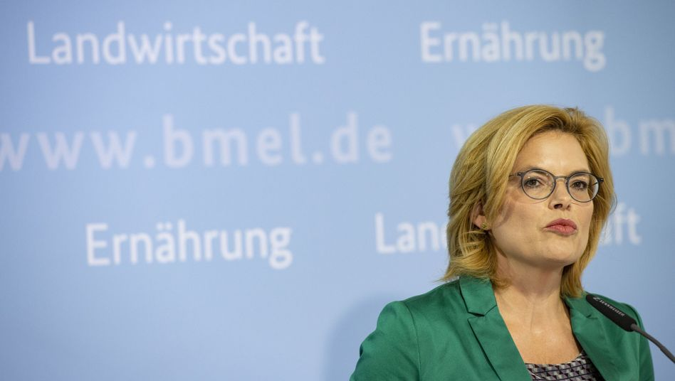 Bundeslandwirtschaftsministerin Julia Klöckner (CDU)