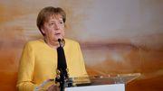 Merkel verspricht Hilfe für die Flutopfer