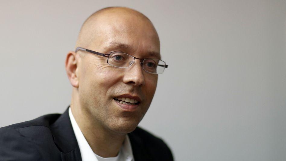 """EZB-Vize Jörg Asmussen: """"Ich schließe nichts aus"""""""