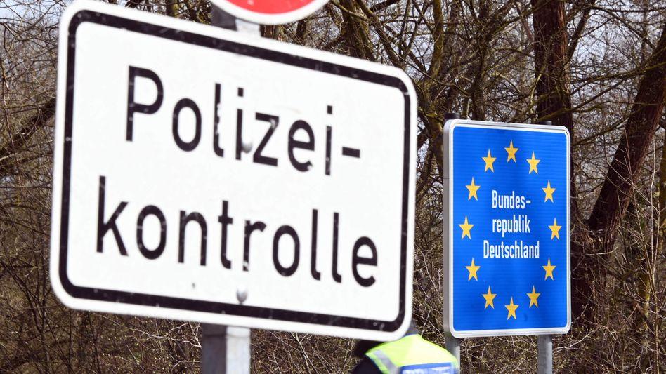 Deutsch-französische Grenze: Zunächst sollen Migranten per Landweg wieder in andere EU-Länder überstellt werden
