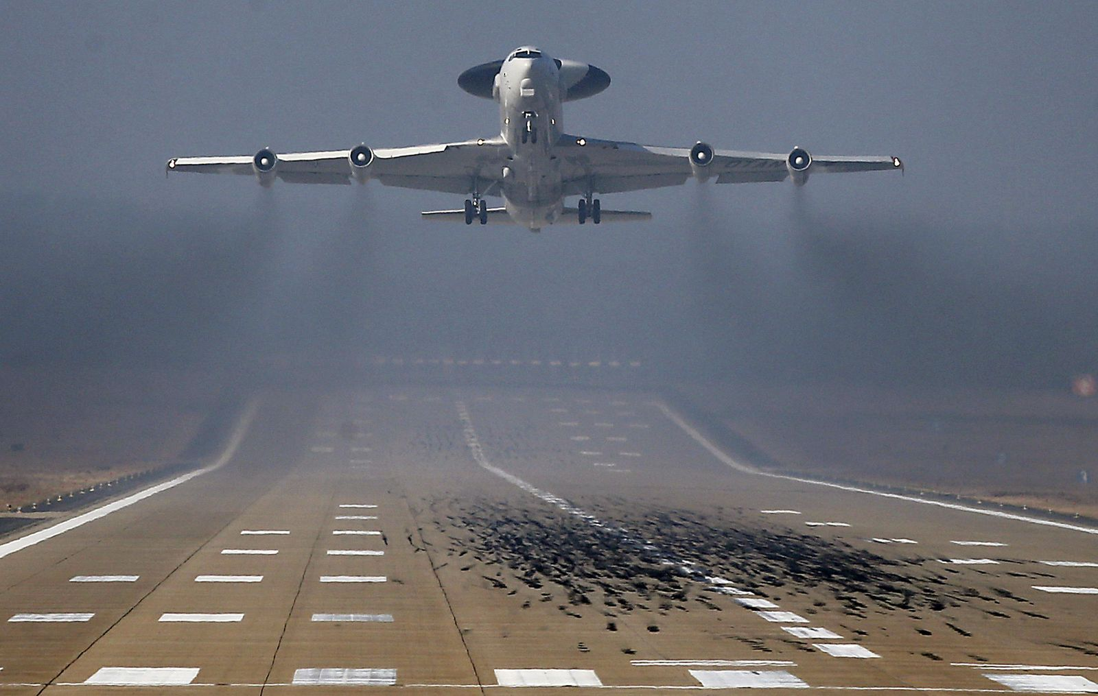 Nato / Awacs Flugzeug