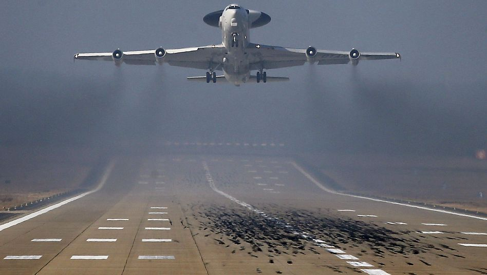 Nato-Aufklärungsflug: Unerwarteter Bedeutungsschub des Bündnisses