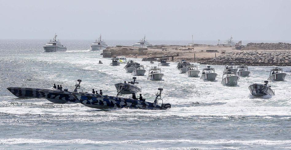 Katars Küstenwache: Die arabischen Golfstaaten haben kein Interesse an einem Krieg gegen Iran