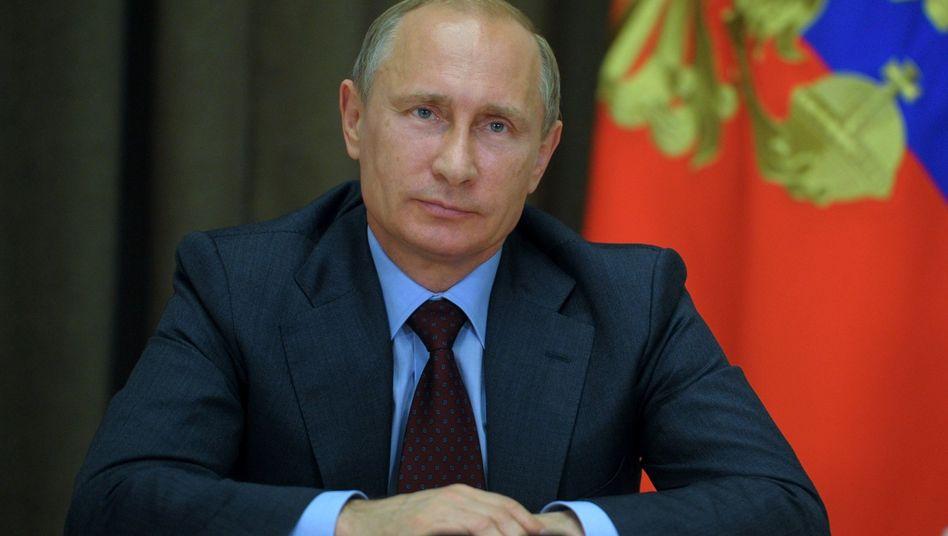 """Putin in Videokonferenz: """"Pragmatismus und gesunder Menschenverstand"""""""