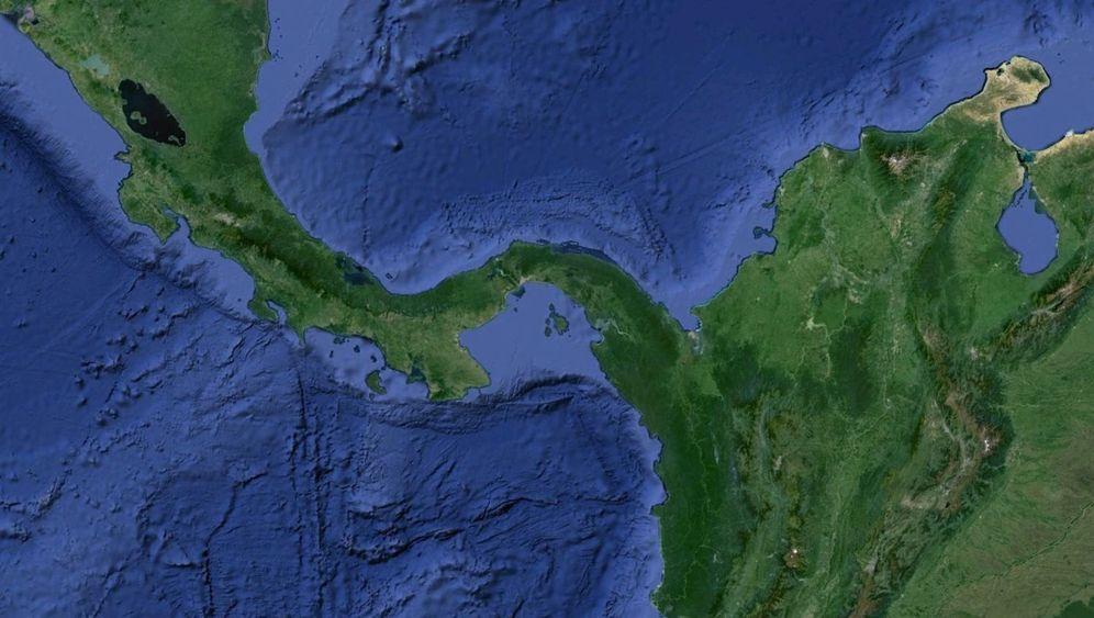 Landbrücke Mittelamerika: Aus zwei mach eins