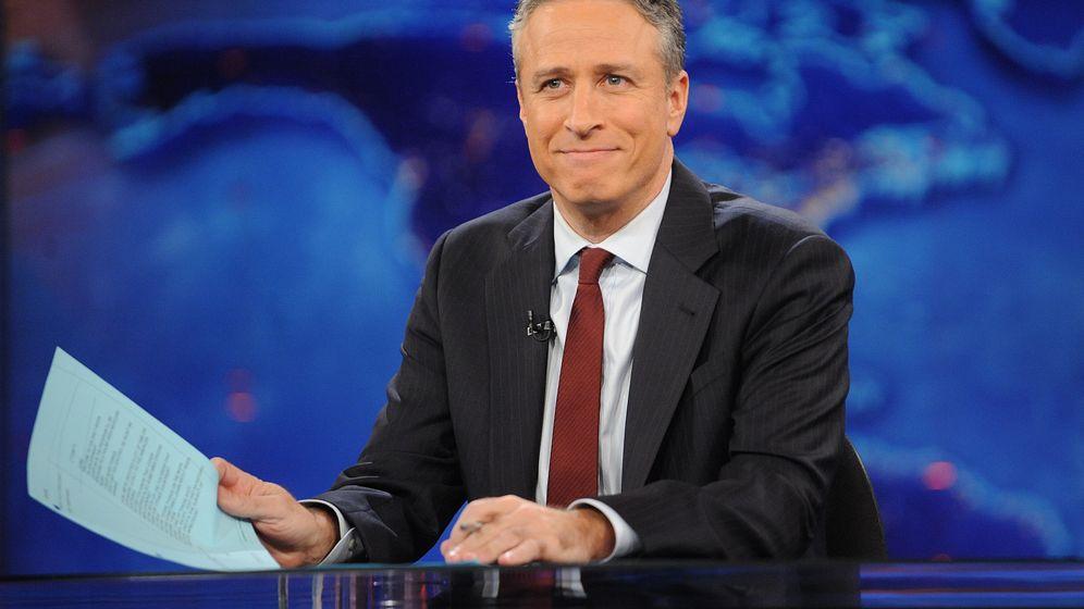 Zum Abschied von Jon Stewart: Nachdenken, nachhaken, lachen