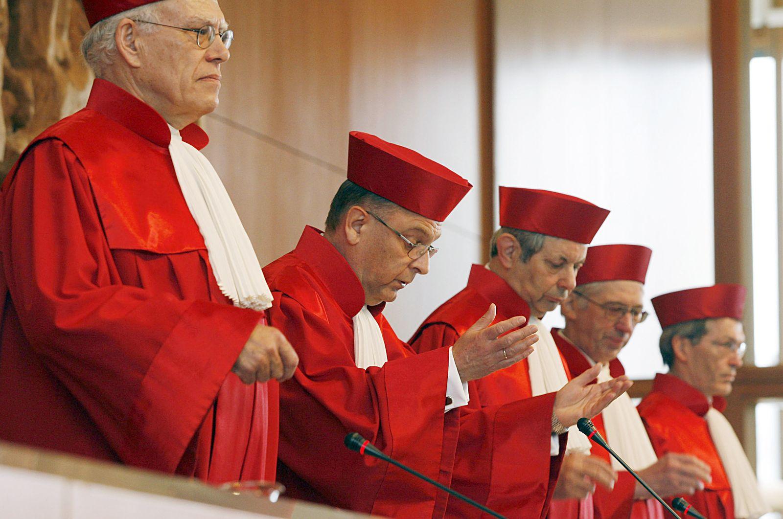 Bundesverfassungsgericht / Cicero