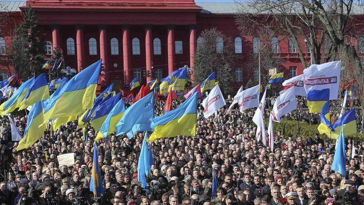 Halbinsel am Schwarzen Meer: Die Krise auf der Krim