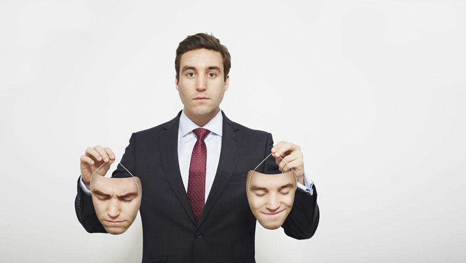 Aufbruch in den neuen Job: Vielleicht doch besser ohne Maske