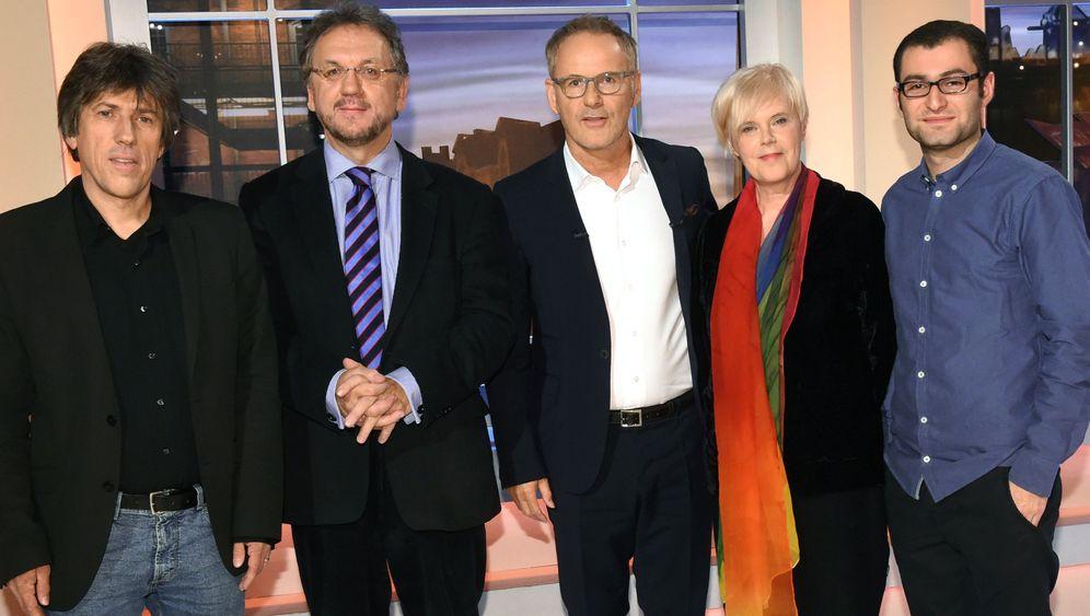 Talkshow-Finale: Bye-bye Beckmann