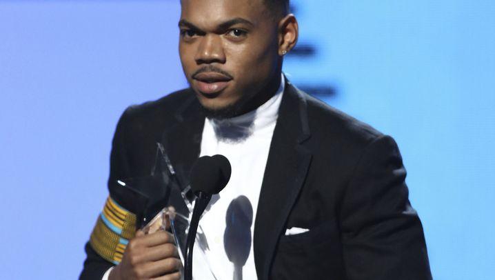 BET Awards: Lobrede auf Chance the Rapper