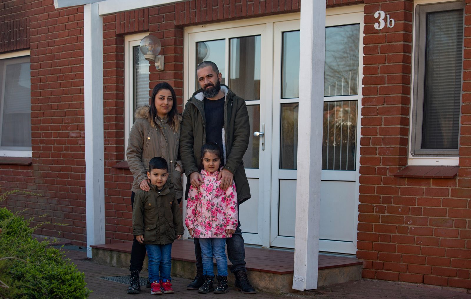 Familie Mustafa