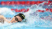 Wellbrock schwimmt knapp an einer Medaille vorbei