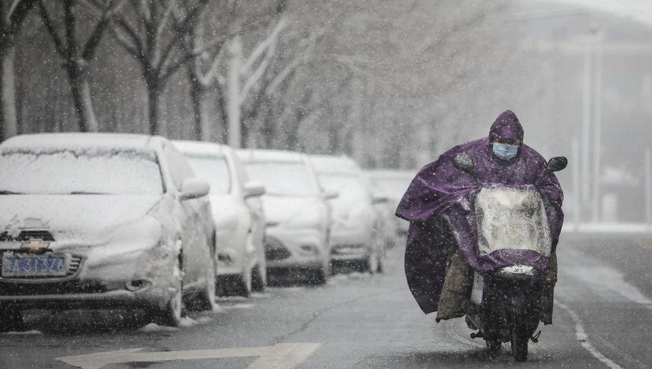 Coronavirus: China erlässt Fahrverbote für die Provinz Hubei