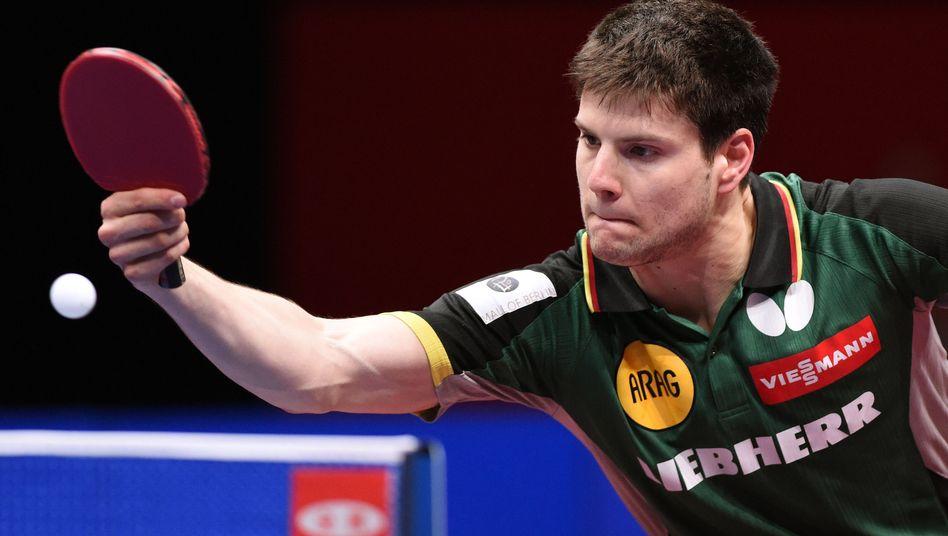 Tischtennis-Star Ovtcharov: Ehrenpunkt gegen die Chinesen