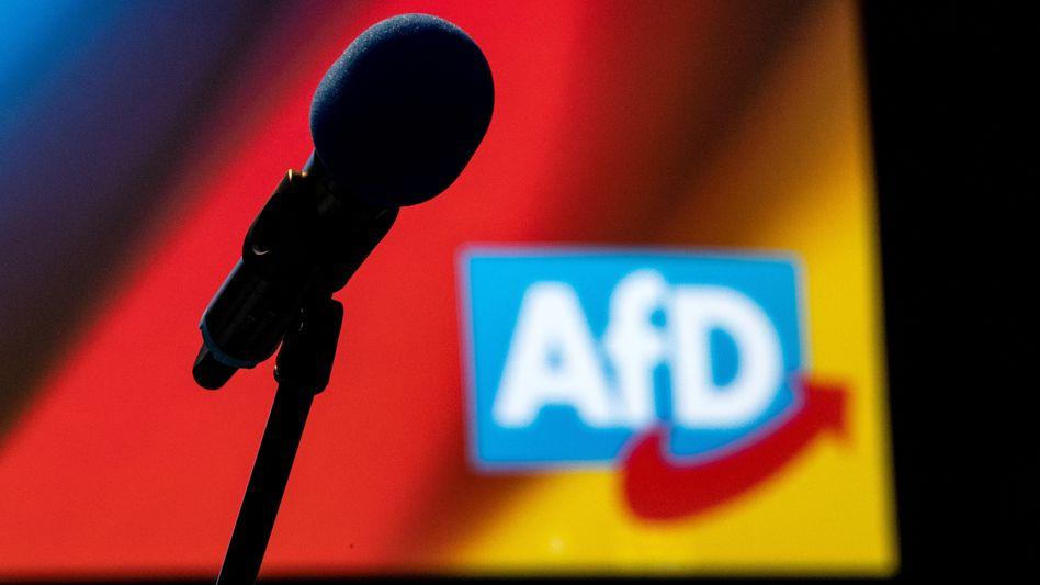 AfD-Parteitag: In Niedersachsen brodelt es