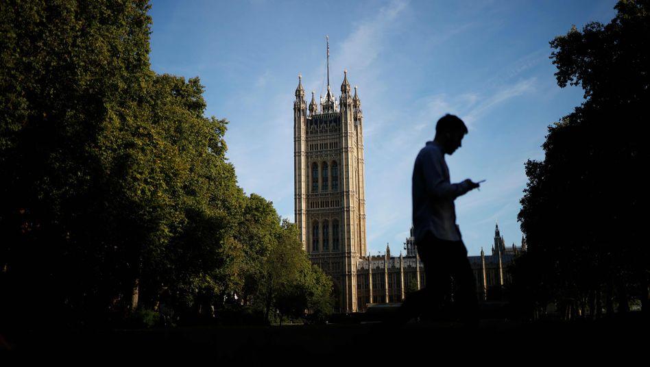 Westminster (Symbolbild): Wer ist Tory-Rebell, wer Brexiteer - und wer nur Fähnchen im Wind?