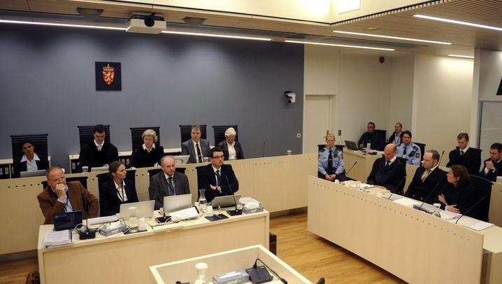 Breivik-Prozess: Gerichtsverfahren als Belastungsprobe