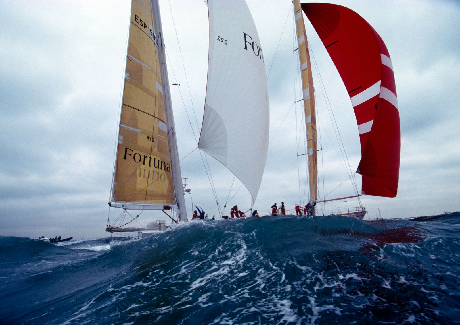 Whitbread Round The World Race - Fortuna