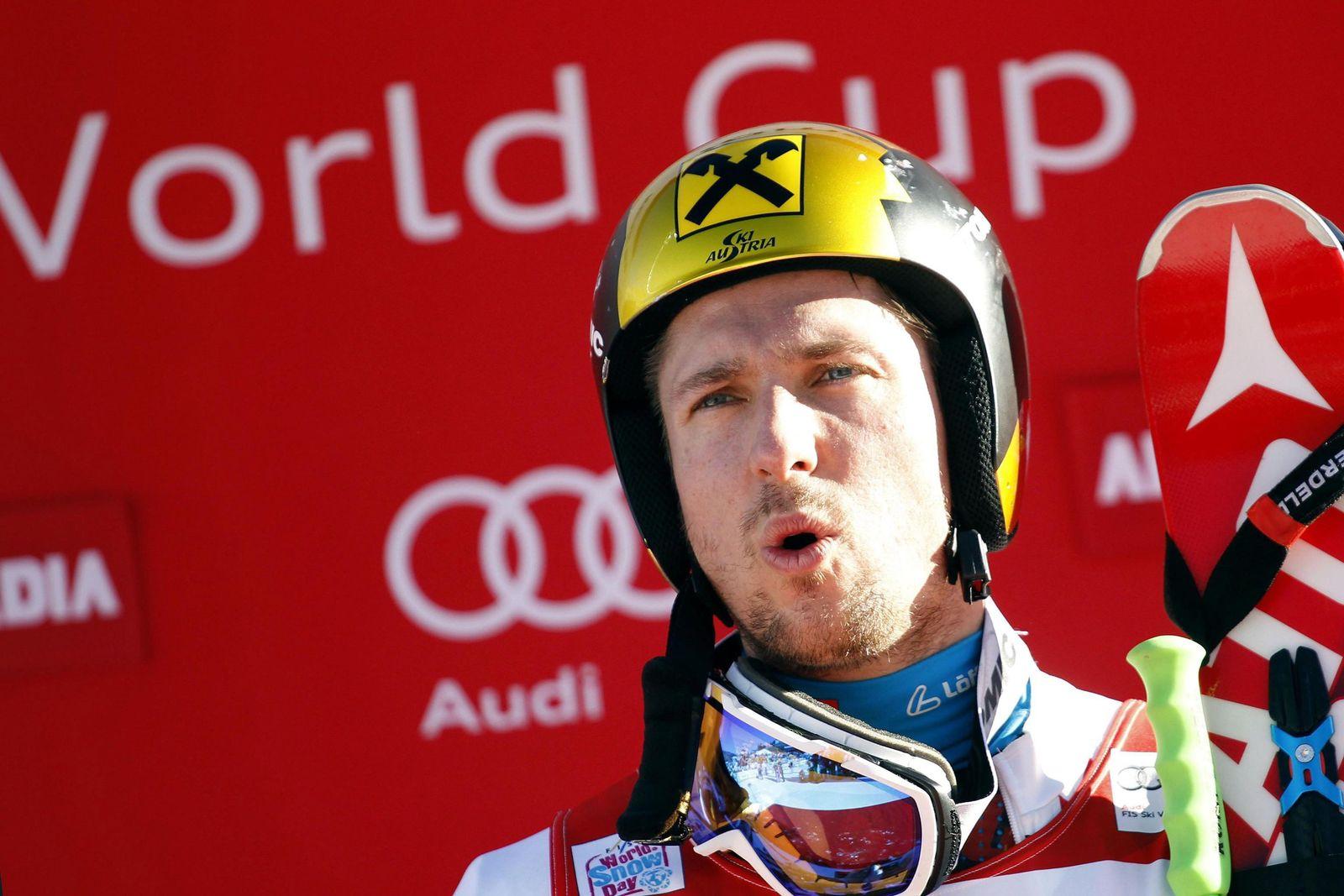 Alpine Skiing World Cup in Alta Badia