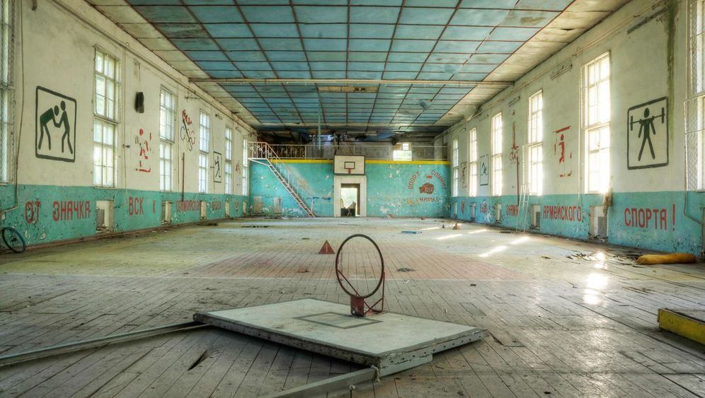 Photo Gallery: Ghost Town in the Forest Near Berlin