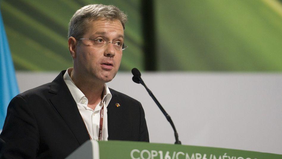 "Umweltminister Röttgen: ""Klimawandel nicht mehr als Bedrohung sehen"""