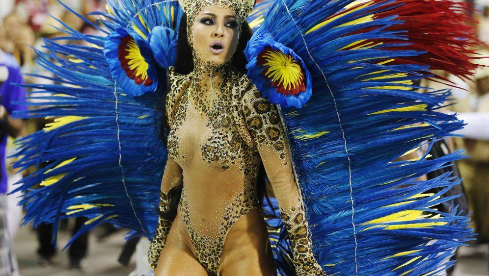 Geschlechterkrieg: Sich-weg-träumen mit Brasilianerinnen