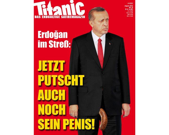"""""""Titanic""""-Cover"""