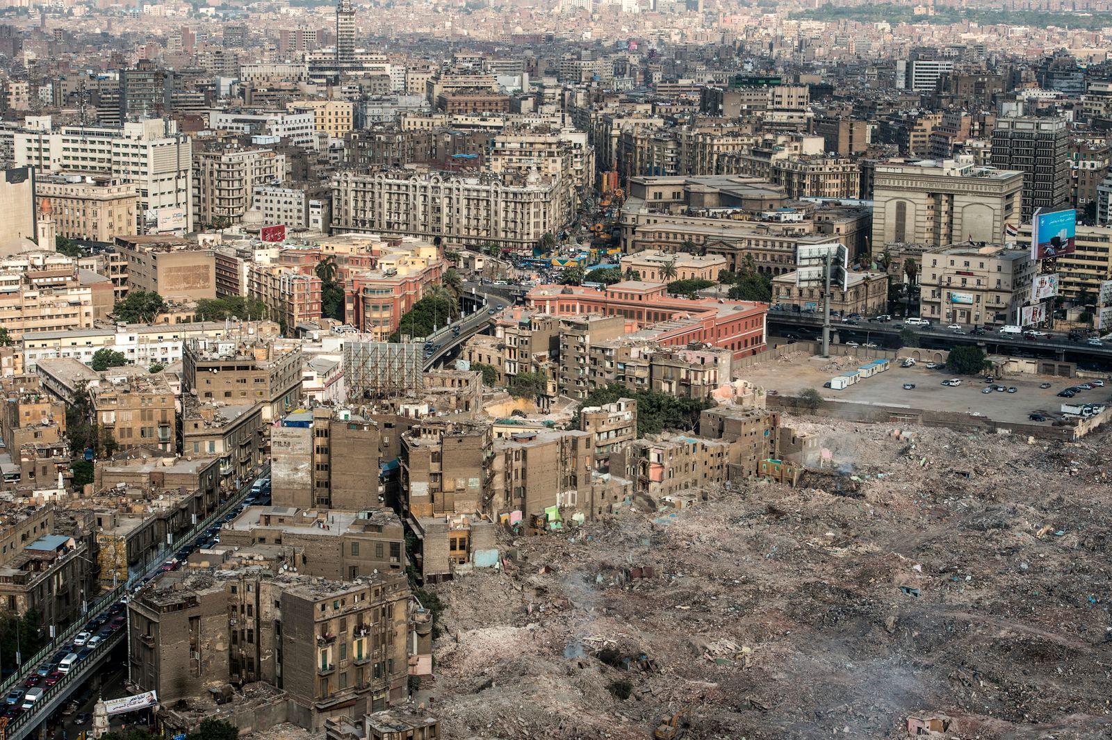 EGYPT-MASPERO-SLUM