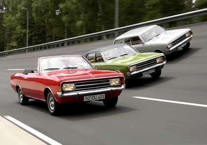 Opel Rekord C: Der erste Opel in Millionenauflage