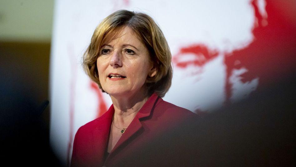 """Kommissarische SPD-Chefin Malu Dreyer: Das Klimapaket als """"Paradigmenwechsel"""""""