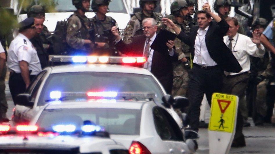 Washington: Zwölf Menschen starben bei Schießerei auf Navy-Stützpunkt